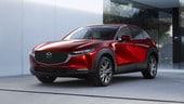 Mazda CX-30 diventa ibrida con il motore Skyactiv-G 2.0L da 150 CV