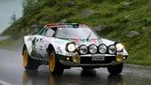 Lancia Stratos, 45 anni fa la prima vittoria al Rally di Montecarlo
