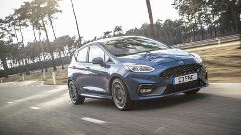 Ford Fiesta ST: la prova su strada VIDEO