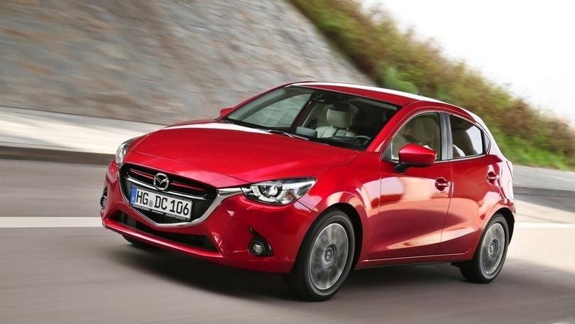 Nuova Mazda2, il test drive ad Atene