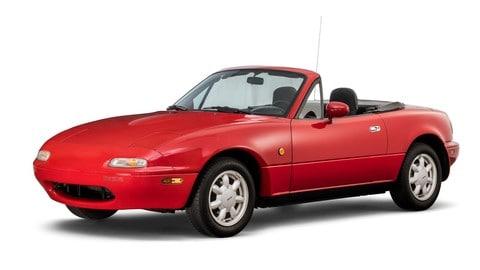 Storia di Mazda LE FOTO