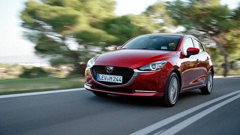 Video-prova Mazda2 2020: salto di qualità
