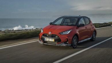 """Nuova Toyota Yaris, """"piccolo genio"""" alla prova"""