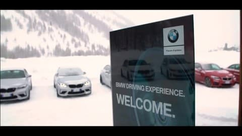 BMW Drive Experience Livigno: al via i test drive per tutti VIDEO