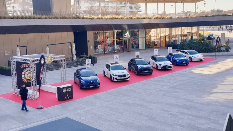 Car Of The Year 2020, Auto mette in mostra le candidate a Milano e Courmayeur