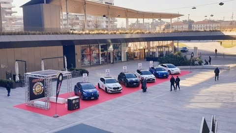 Car of the Year 2020, l'evento a CityLife Shopping District FOTO