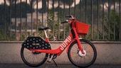 Uber Jump4lovers, a Roma il bike sharing di San Valentino