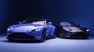 Aston Martin Vantage roadster, nessuna veloce come lei