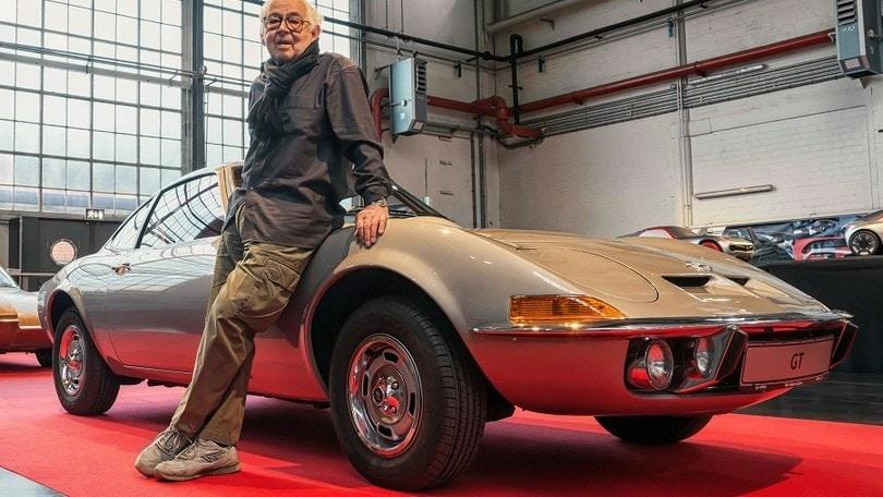 Morto Erhard Schnell, il famoso designer di Opel
