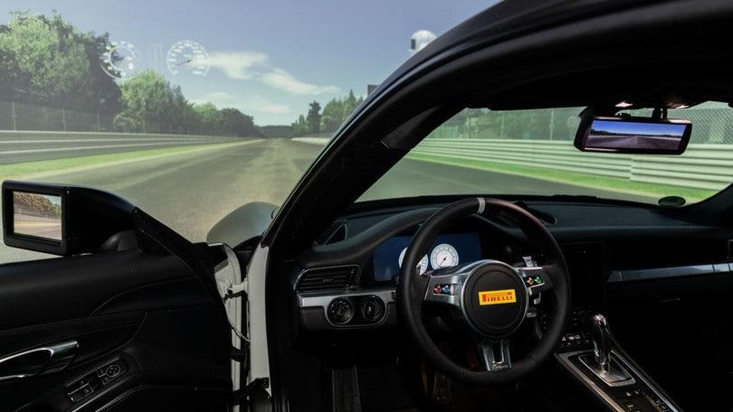 Pirelli, simulatore avanzato per lo sviluppo dipneumatici
