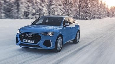 Audi RSQ3, test estremo per il SUV da 400 cavalli