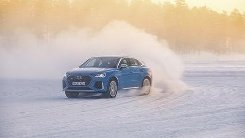 Audi RSQ3, la prova FOTO