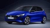 Nuova Hyundai i20 a Ginevra tra mild-hybrid e alta tecnologia
