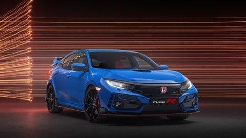 Honda Civic Type R GT 2020 FOTO