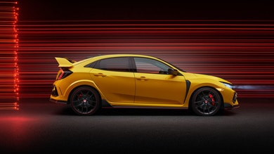 Honda Civic Type R, ecco la Limited Edition e Sport Line