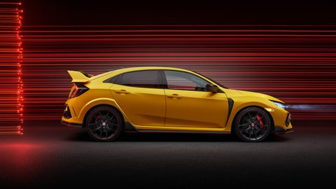 Honda Civic Type R Limited Edition FOTO