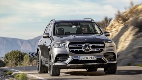 Nuova Mercedes GLS, la prova FOTO