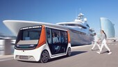 Rinspeed MetroSnap, a Ginevra l'elettrica componibile