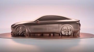 BMW Concept i4, a Ginevra debutta la Gran Coupe elettrica