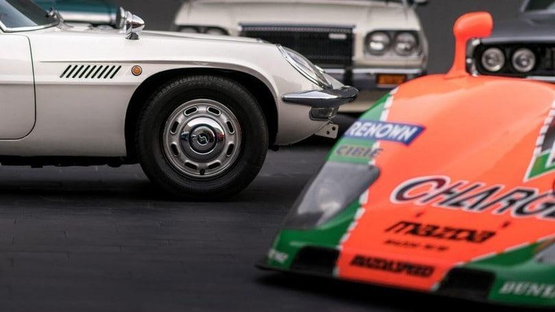 Mazda e il Wankel: la storia del motore rotativo