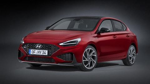 Hyundai i30 restyling 2020: foto