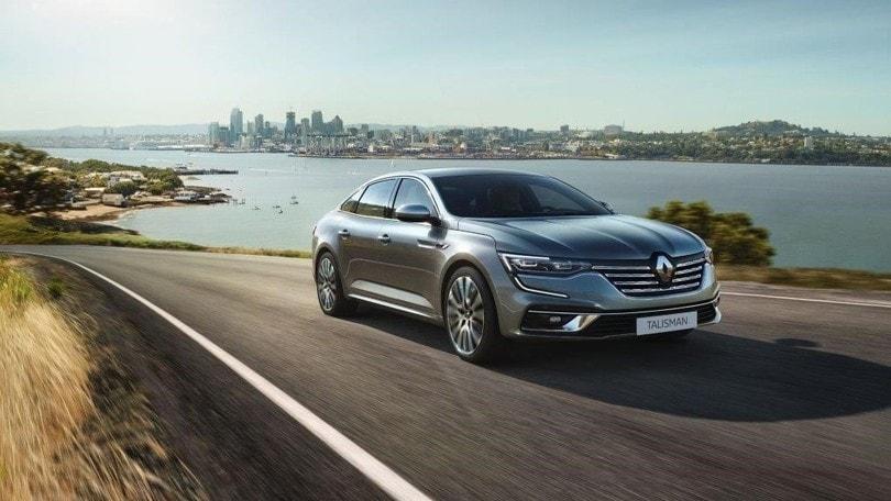 Renault Talisman, la grande berlina francese si aggiorna