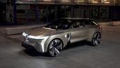 Renault Morphoz Concept, l'elettrico in due dimensioni