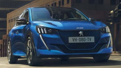 Peugeot 208 è Car Of The Year 2020