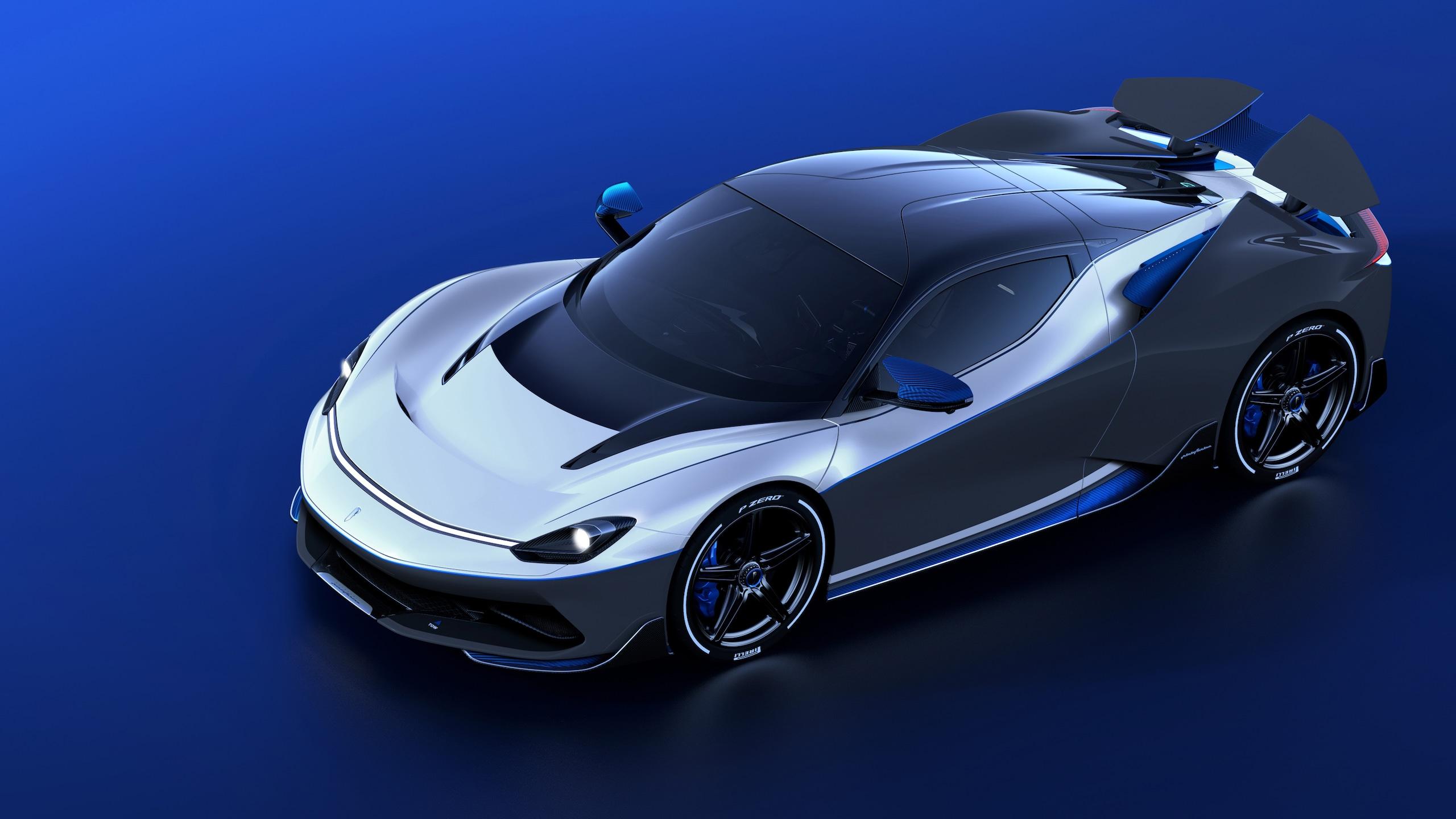 Pininfarina Battista Anniversario, serie speciale da 2.6 milioni di euro