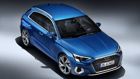 Audi A3 Sportback VIDEO