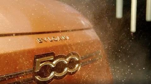 Nuova Fiat 500 elettrica B.500 'Mai troppo' VIDEO