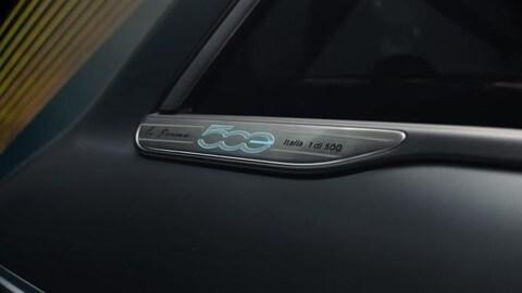 Nuova Fiat 500 elettrica: VIDEO
