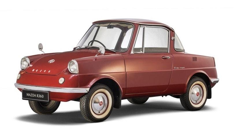 Mazda R360, un mito che compie 60 anni