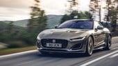 Jaguar F-Type, la prova della sportiva elegante