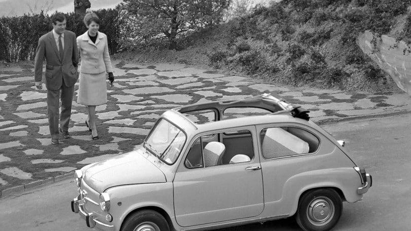 Fiat 600 Spegne 65 Candeline  Epopea Di Un Successo