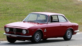 Alfa Romeo Giulia GTA, storia di un mito