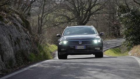 Volkswagen Passat Variant 480: la prova Rizzoli