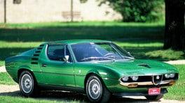 50 anni di Alfa Romeo Montreal: la bella che forse non ballava