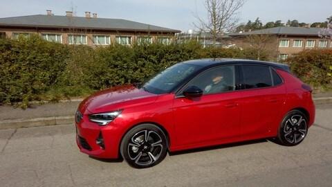 Prova Nuova Opel Corsa VIDEO