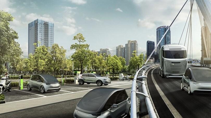 Bosch e mobilità sostenibile: serve il sistema di propulsione misto