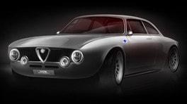Alfa Romeo Giulia GT, Totem Automobili la trasforma elettrica