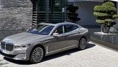 Nuova BMW Serie 7 sarà anche elettrica, in arrivo i7