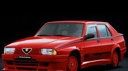 Alfa Romeo 75 Turbo Evoluzione: l'ultimo prodotto del Biscione