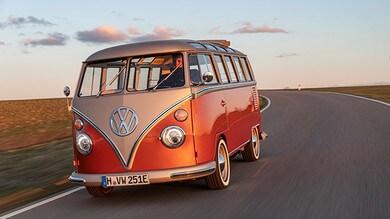 Volkswagen e-Bulli, restomod elettrico per il pulmino