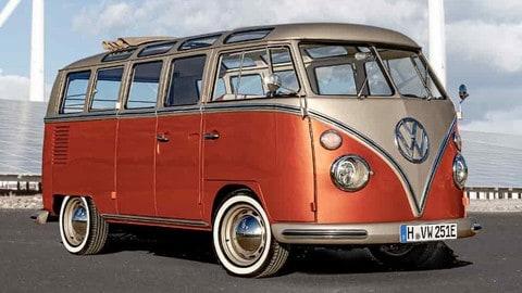 Volkswagen e-Bulli FOTO