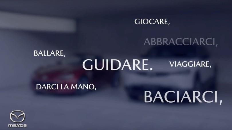 """Mazda, il messaggio social di speranza: """"Ripartiremo presto"""""""