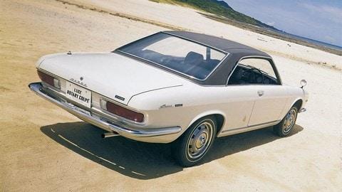 Mazda Luce Rotary Coupé LE FOTO