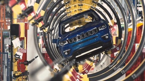 VIDEO: nuove Jeep Renegade e Compass 4xe