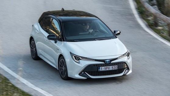 Toyota Corolla GR, registrata la sigla