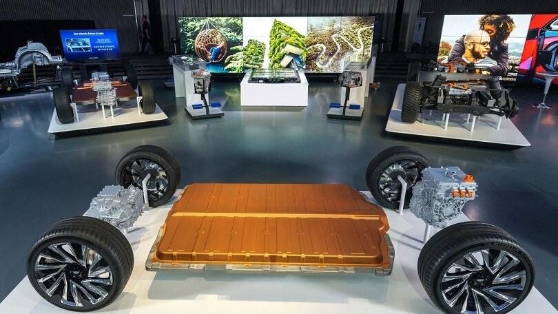 Honda e GM, due auto elettriche su piattaforma EV nel 2023
